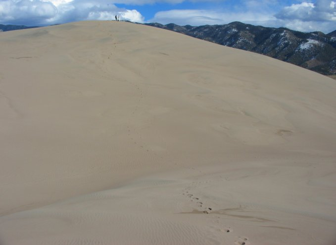 Great Sand Dunes National Park